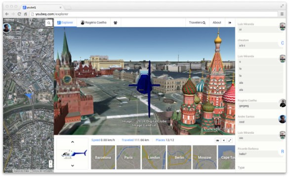 64 bit Chrome drops support for Google Earth Plugin   Google Earth Blog youbeQ