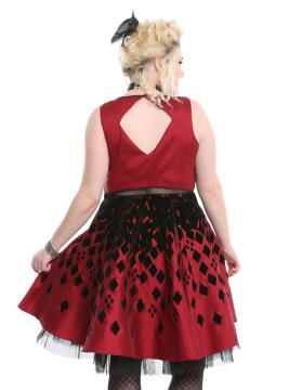 Harley Quinn Formal Dress