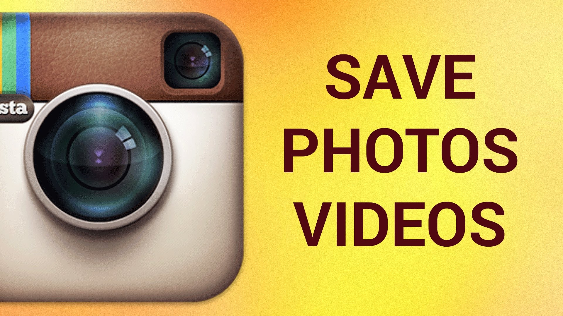 How to Save Videos or Photos from Instagram on Your iPhone
