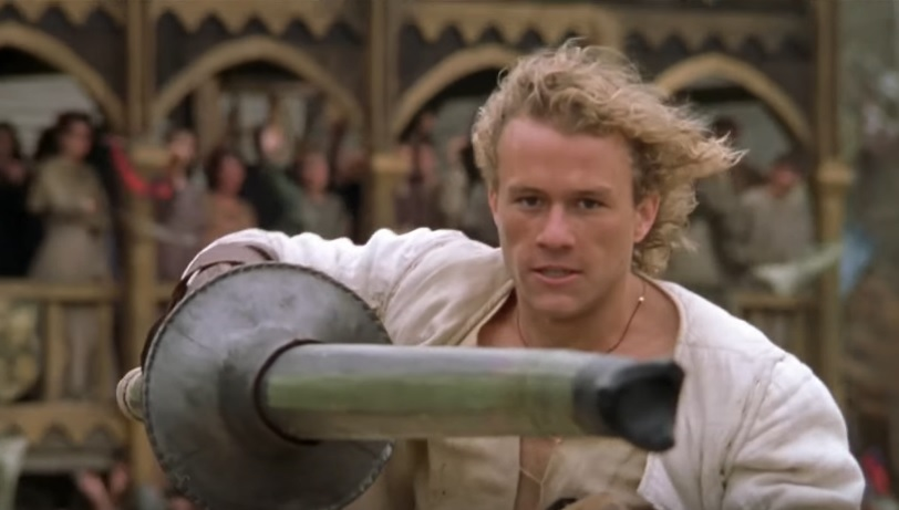 'A Knight's Tale': The Story Of The Real Person Behind ...