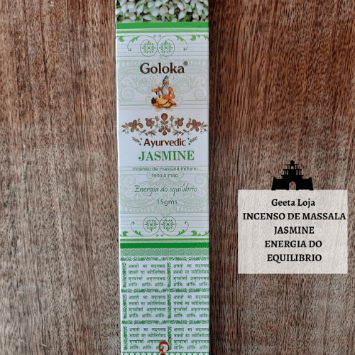 Incenso jasmine