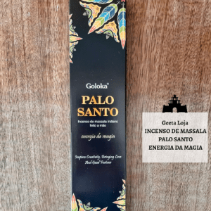 Incenso Palo santo