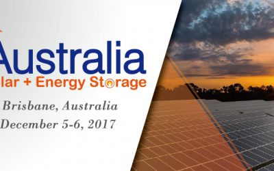The Future of Solar is Storage – Conference