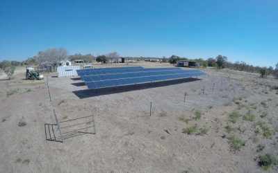 Off-grid cattle station goes Solar