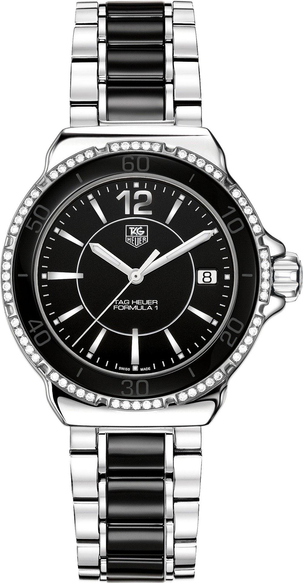 Tag Heuer Formula 1 Ladies Watch Model: WAH1212.BA0859
