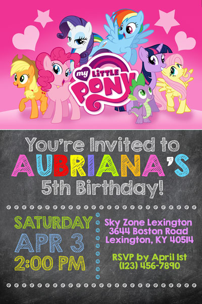 Printable Invitations Birthday