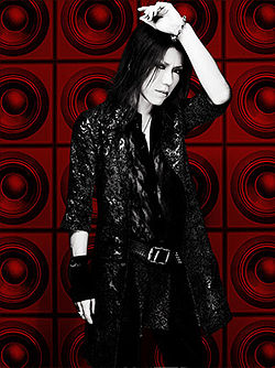 Aoi The Gazette Generasia