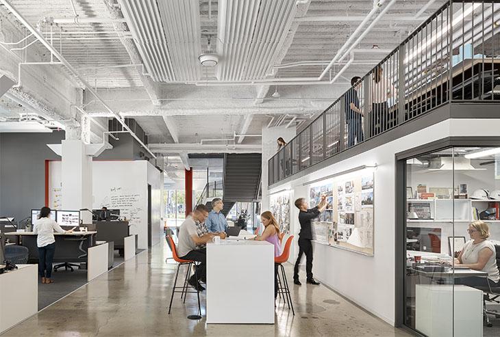 Atlanta Office Interiors