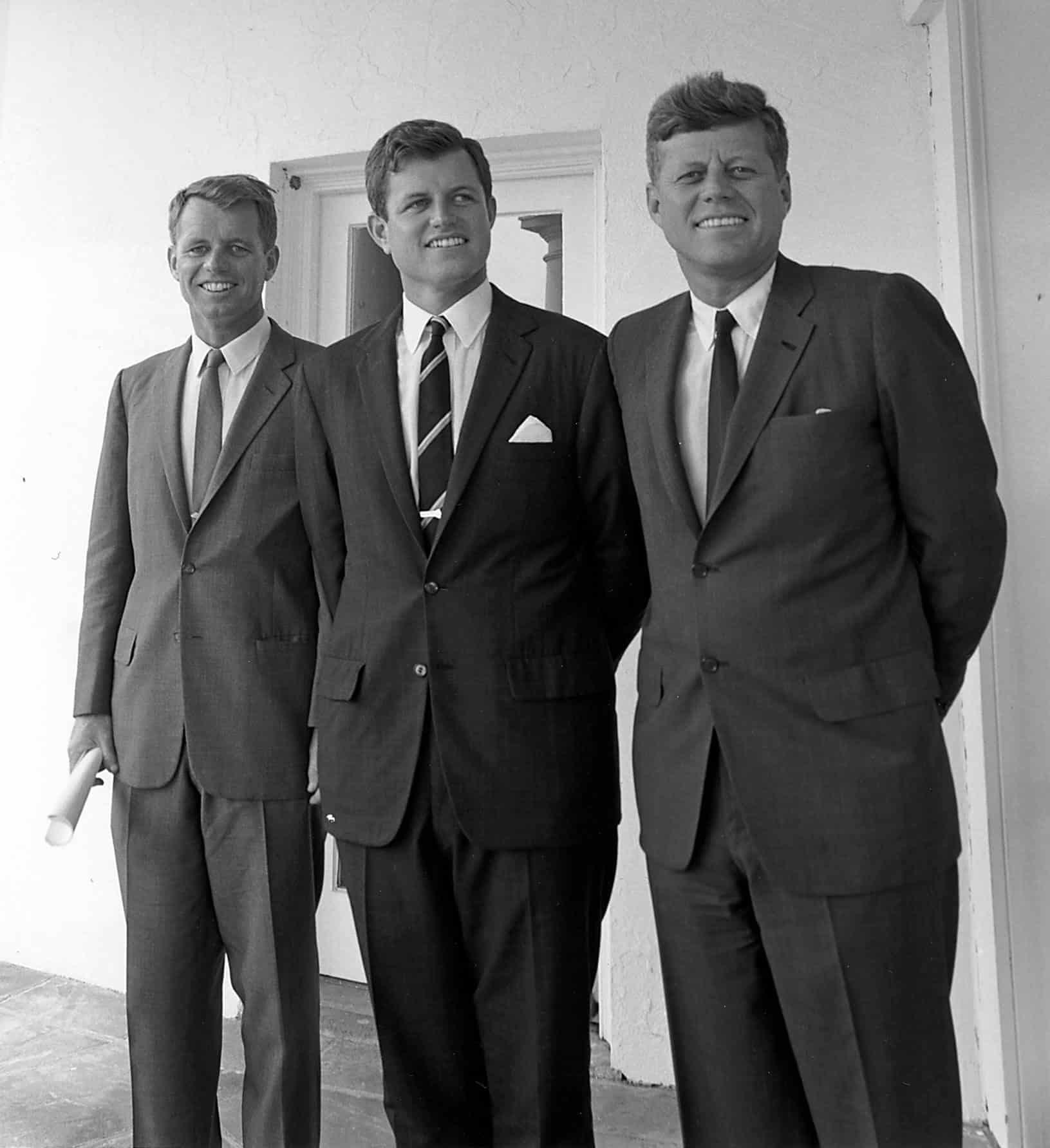 President John F. Kennedy - Gentleman of Style — Gentleman ...