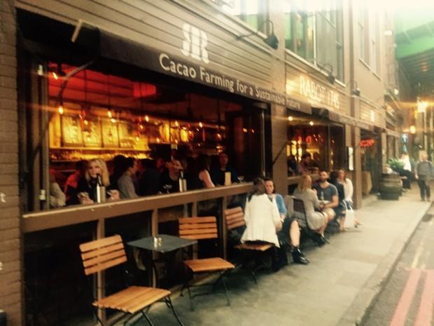 Fish Restaurant Se1 9al