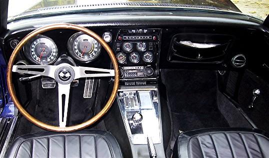 1968 Corvette Mako Shark