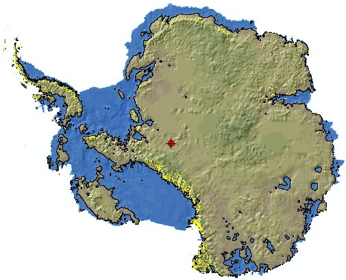 Look What Without Ice Antarctica Would