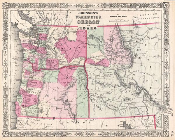 Washington County Ill Map