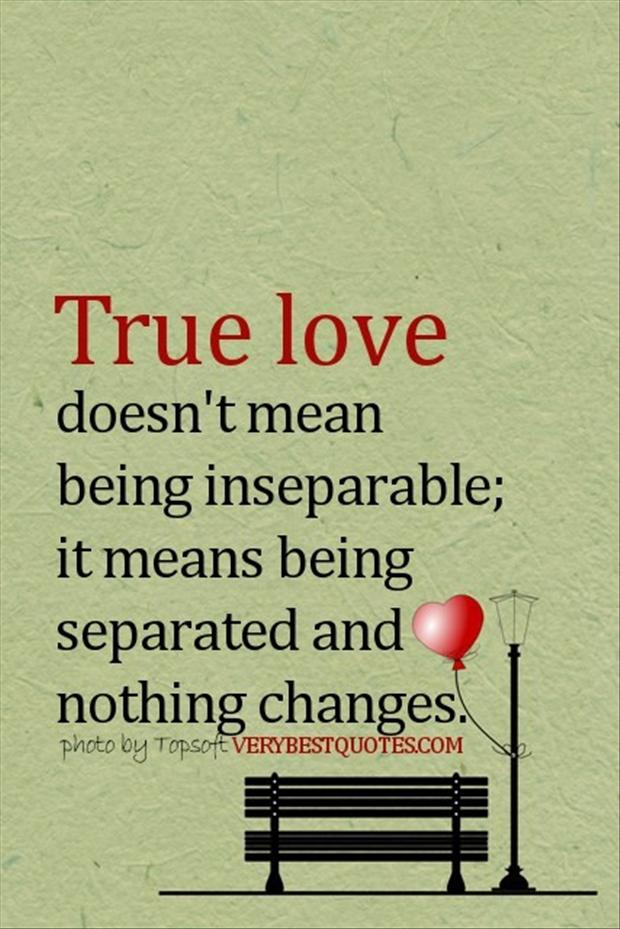 Sayings About True Love