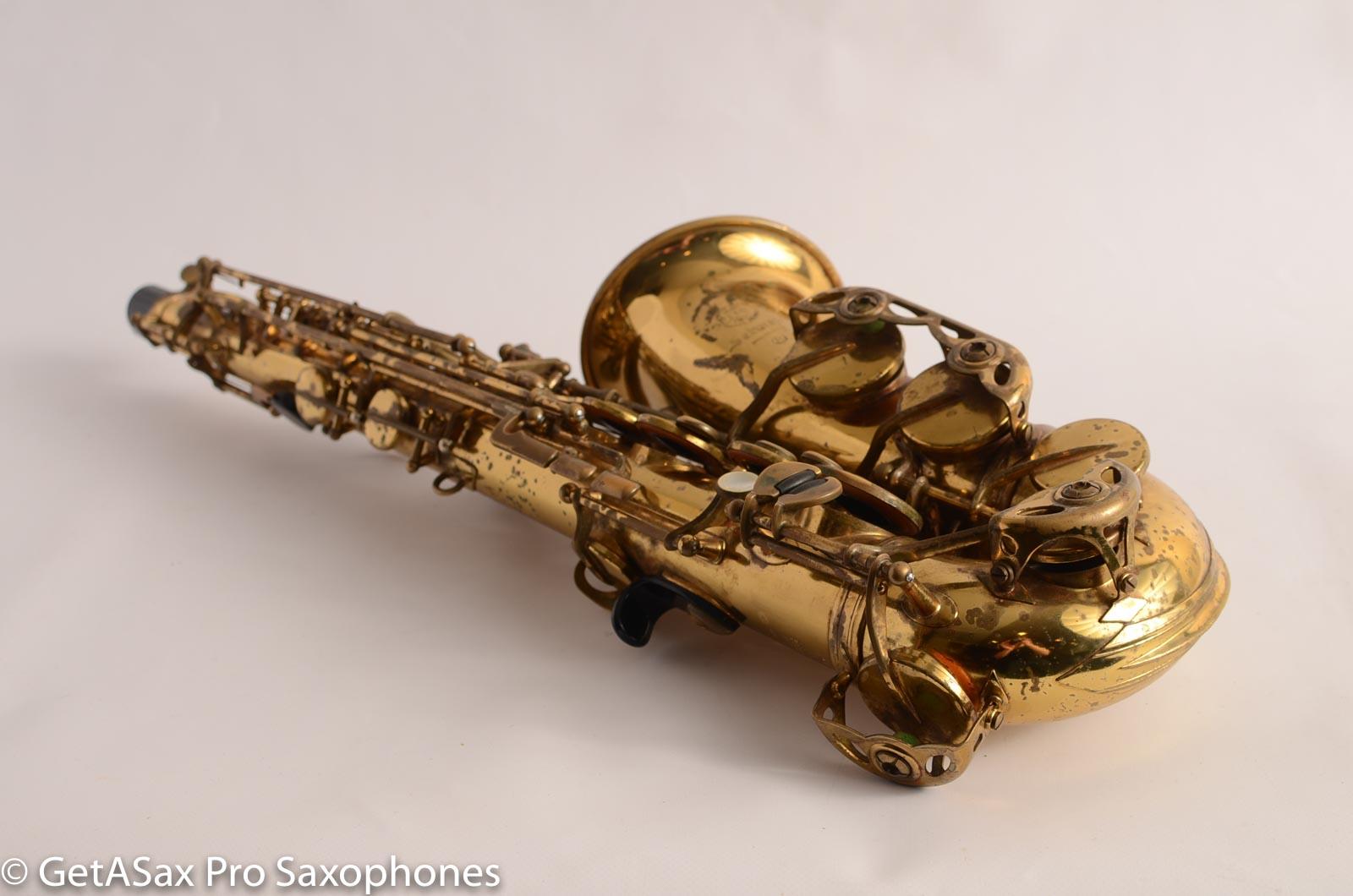 Tenor Sax Selmer Mark 6