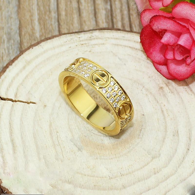 Cartier Ring Love