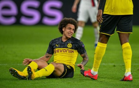 "Axel Witsel: ""We Didn't Give PSG Much Of A Chance."" 