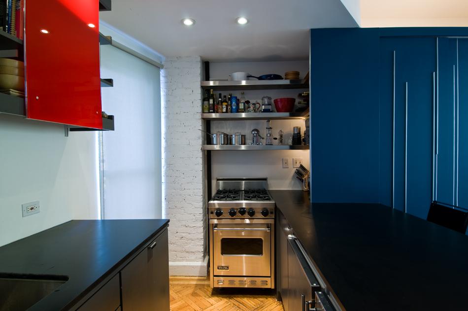 Tiny Kitchen Design Super Small Apartment Design In