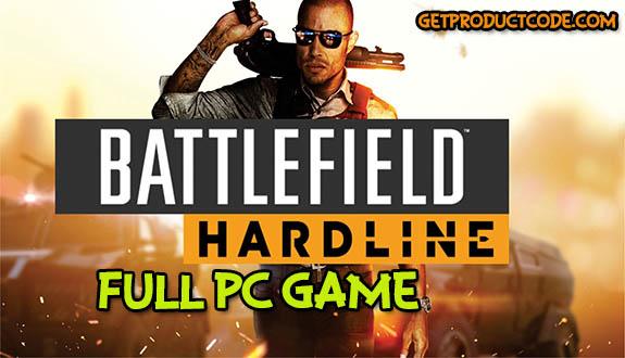 Battlefield Hardline Download Full Game - Get Product Code
