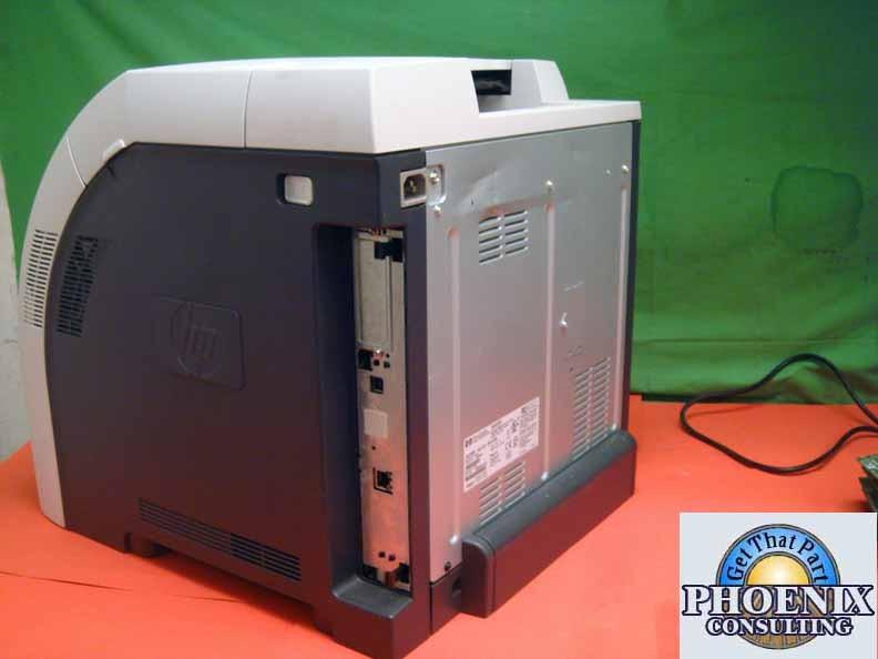 Hp Laserjet 3800 3800dn Usb Duplex Color Printer Q5983a