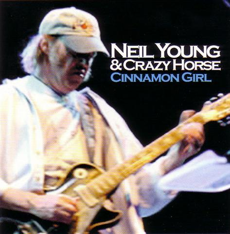 Neil Young & Crazy Horse / Cinnamon Girl / 2CD | GiGinJapan