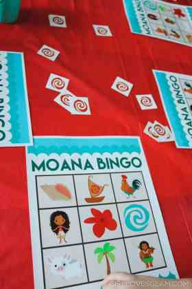 Moana Party Games and Printable Bingo   Girl Loves Glam Moana Bingo Game on www girllovesglam com