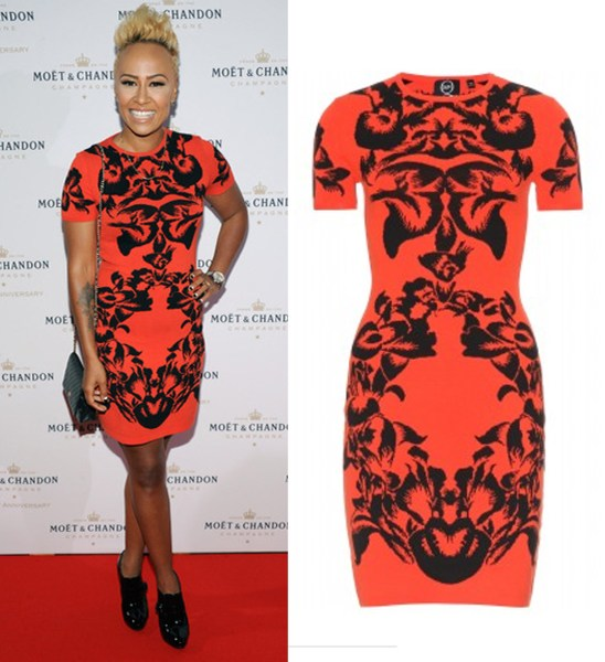 McQ Alexander McQueen Dresses available on Girl Meets Dress   Girl     Emeli Sande MCQ Alexander McQueen