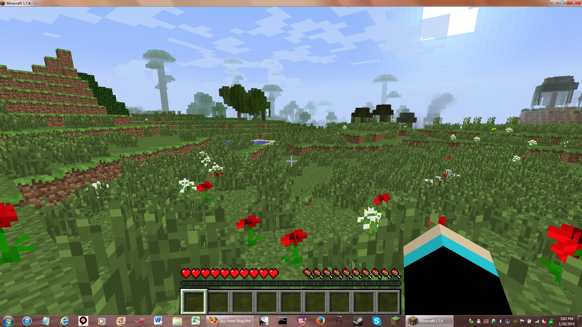Minecraft Saturday New World Girlnovember Dot Com