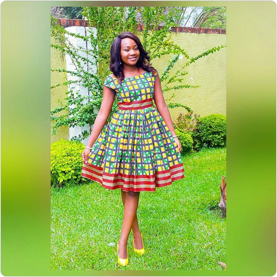 Zambian Chitenge Outfits Patterns