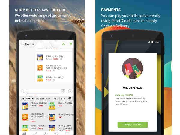 Reliance Fresh Online App
