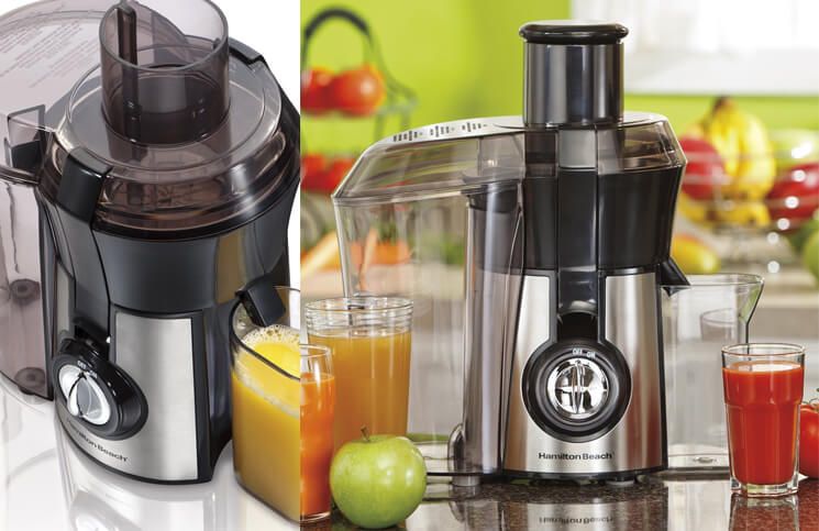 Hamilton Beach 67608A Big Mouth Juice Extractor Review