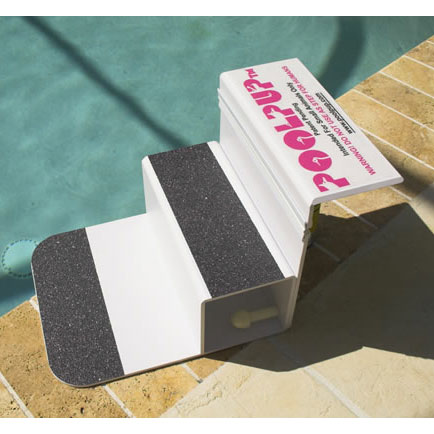 Poolpup Pool Steps For Dogs Dog Accessories At Glamourmutt