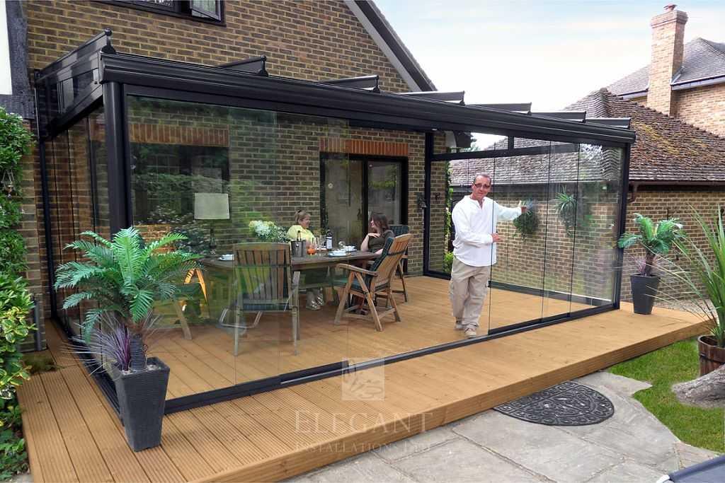 Backyard Veranda Ideas