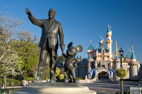 Mickey Hands California