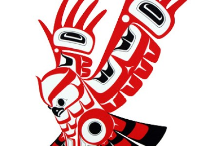 Pacific Northwest Native American Symbols 4k Pictures 4k