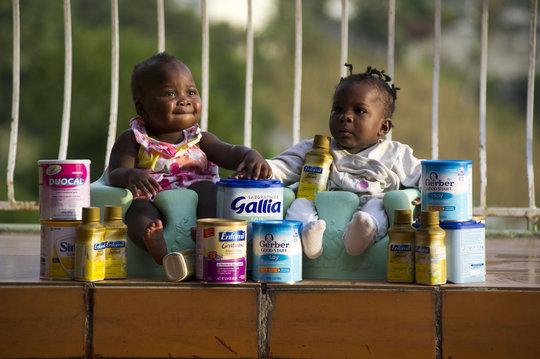 Provide Formula to Orphan Babies in Haiti - GlobalGiving