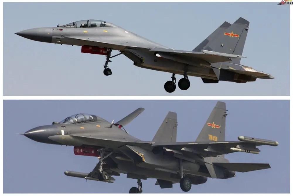 China Fighter Jet Engine