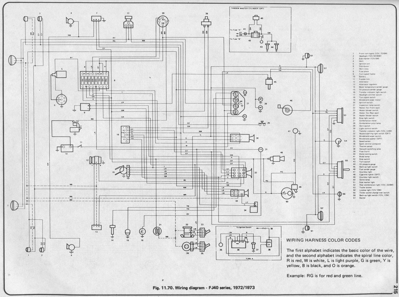 1978 Fj40 Wiring Diagram