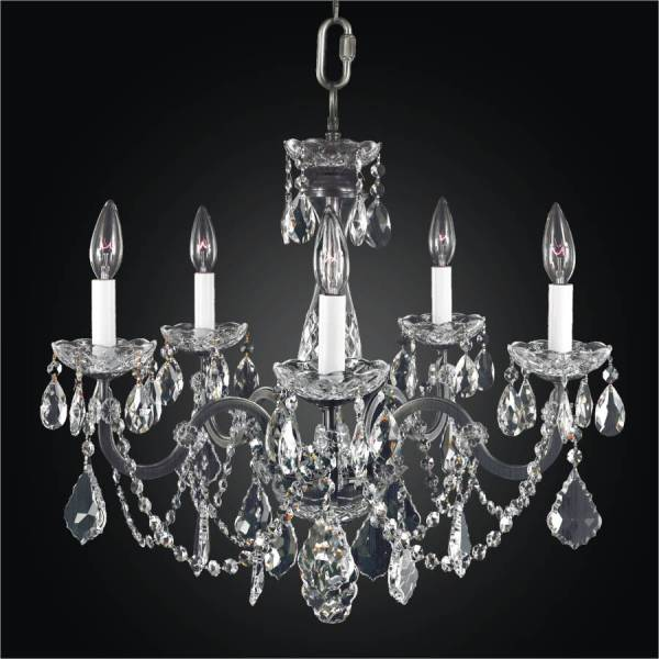 crystal chandelier lighting # 17