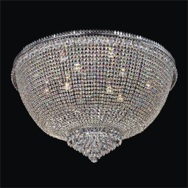 Large Ceiling Lights   Crystal Ceiling Chandelier   548   GLOW     Lighting Large Ceiling Lights   Crystal Ceiling Chandelier   Roman Empire  548AC12LSP 3