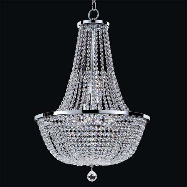 crystal chandelier # 76