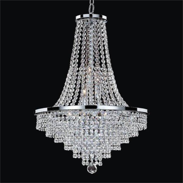 crystal chandelier # 14