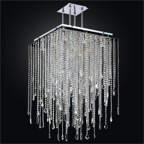 crystal chandelier # 24