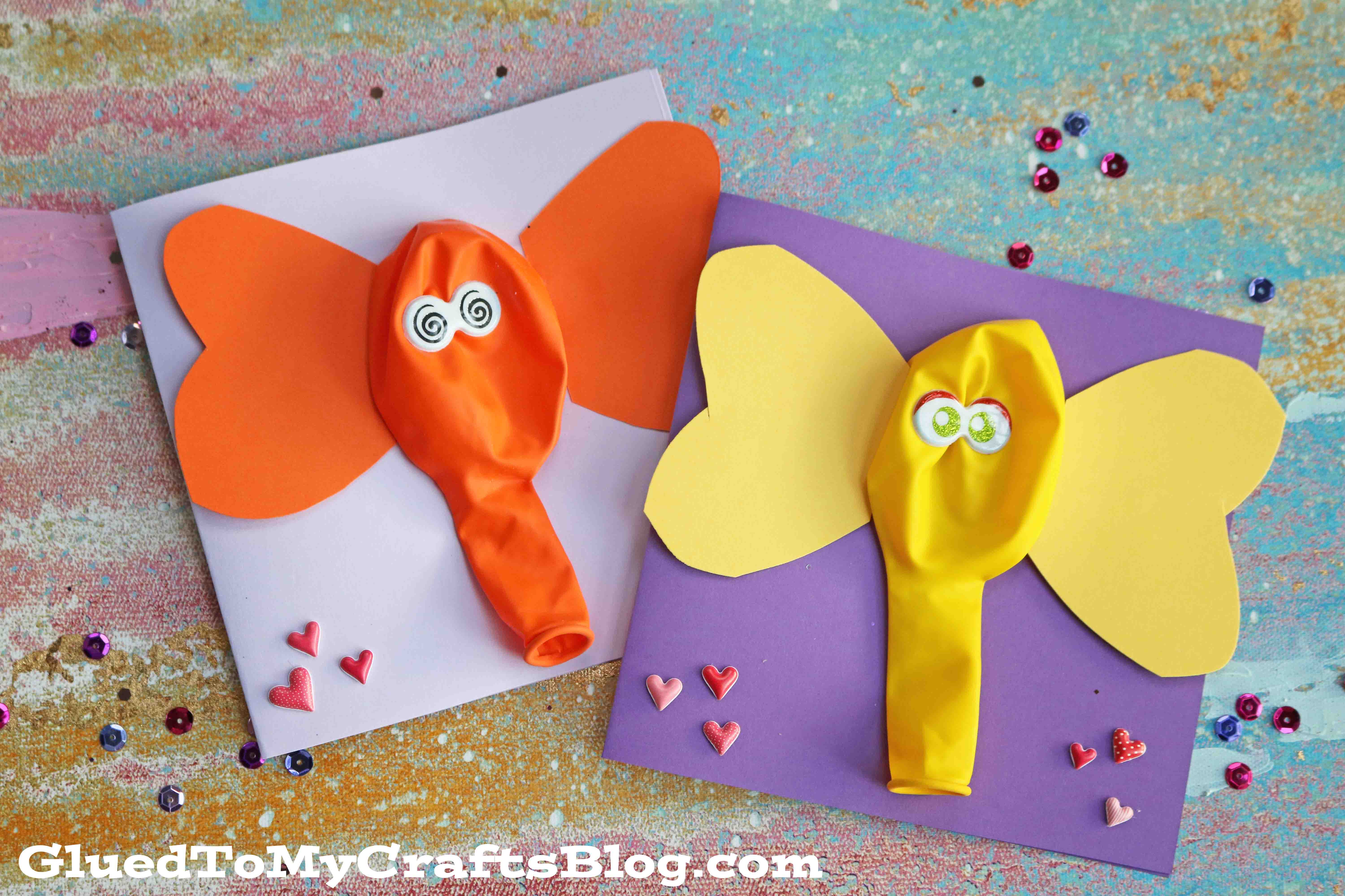 Christmas Crafts Made With Construction Paper