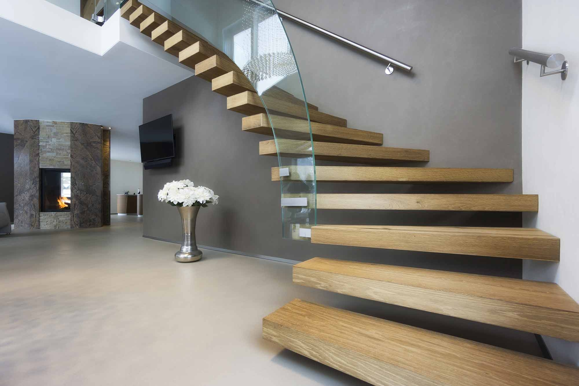 Custom Wood Stair Treads Manufacturer | Wood Stair Tread Manufacturers