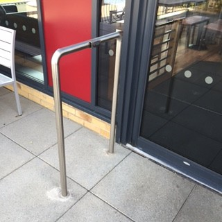 Metal Security Barriers And Bollard Fabricators Glw