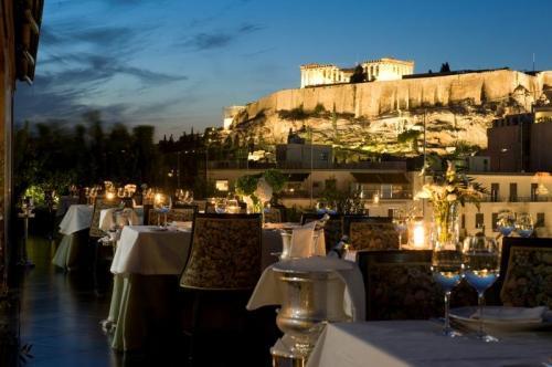 Best Greek Food Athens