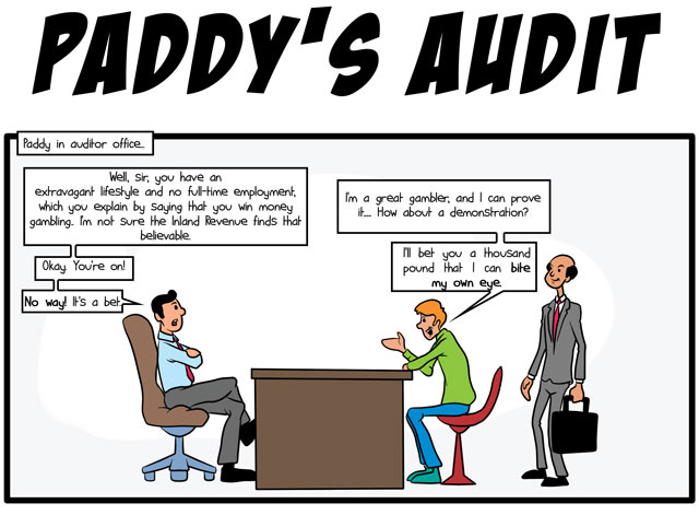 Auditor Jokes And Cartoons