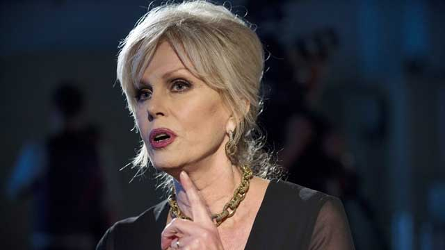 Joanna Lumley to be honored with BAFTA Fellowship on May ...