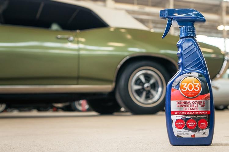 303 Automotive Tonneau Amp Convertible Top Cleaner Gold